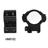 Hawke Match D25/R11/H10 medium Monture