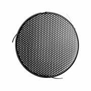 BRESSER M-25 Grille nid d'abeille 6x6mm pour réflecteur M-25