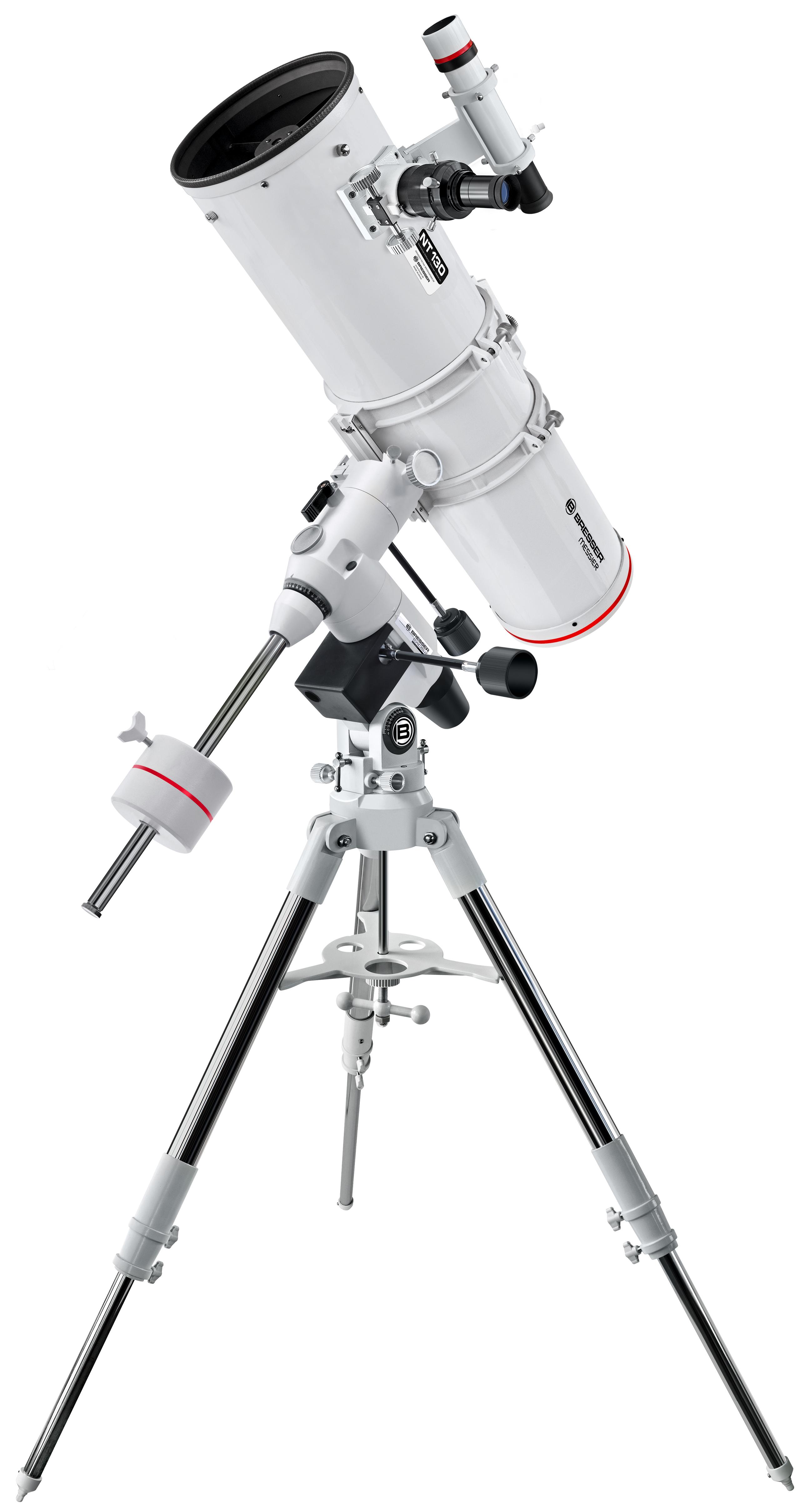 Bresser t lescope newton parabolique messier nt 130s 650 for Miroir parabolique telescope