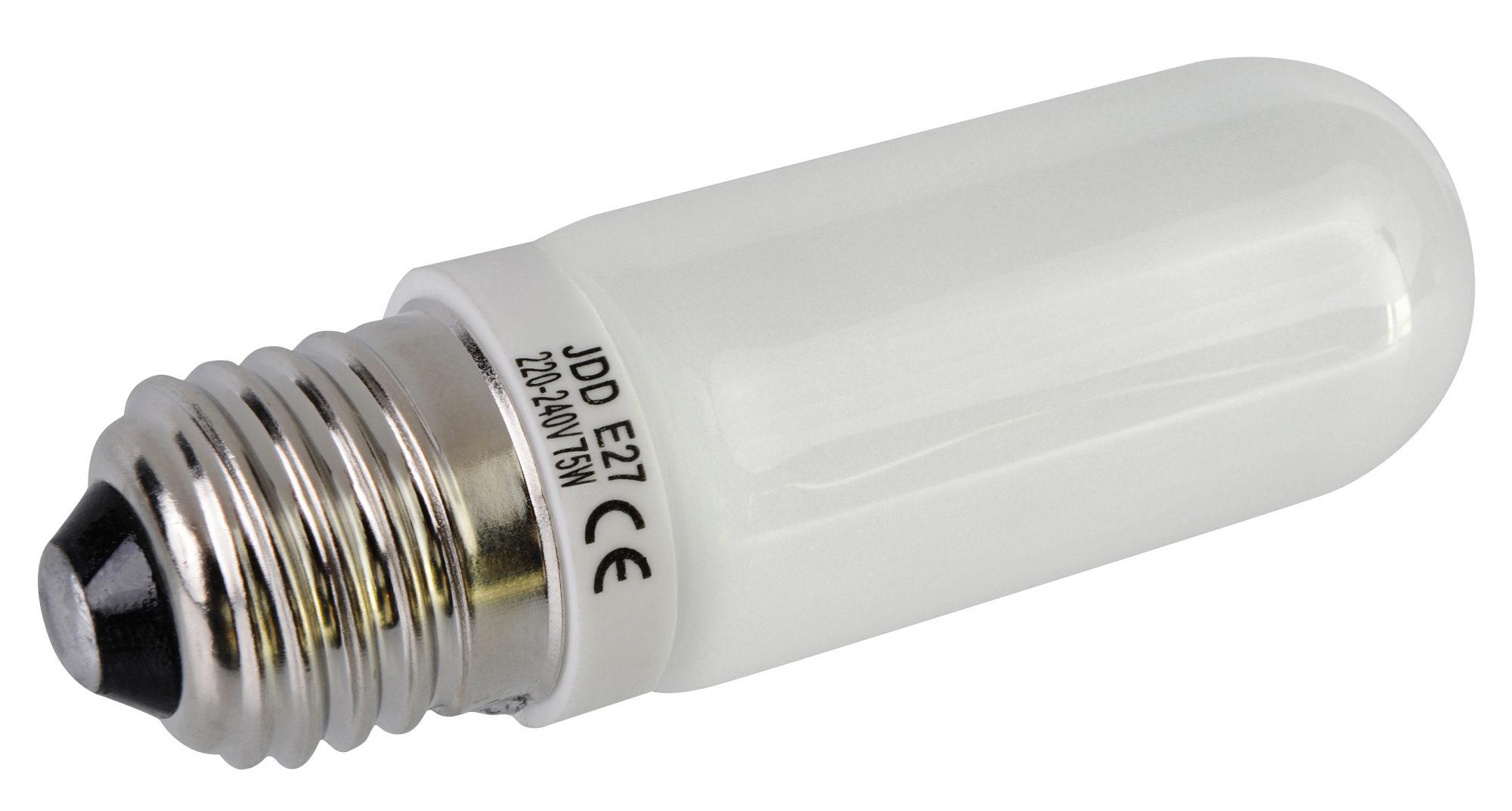 bresser jdd 5 ampoule halog ne pour lampe pilote e27 75w. Black Bedroom Furniture Sets. Home Design Ideas