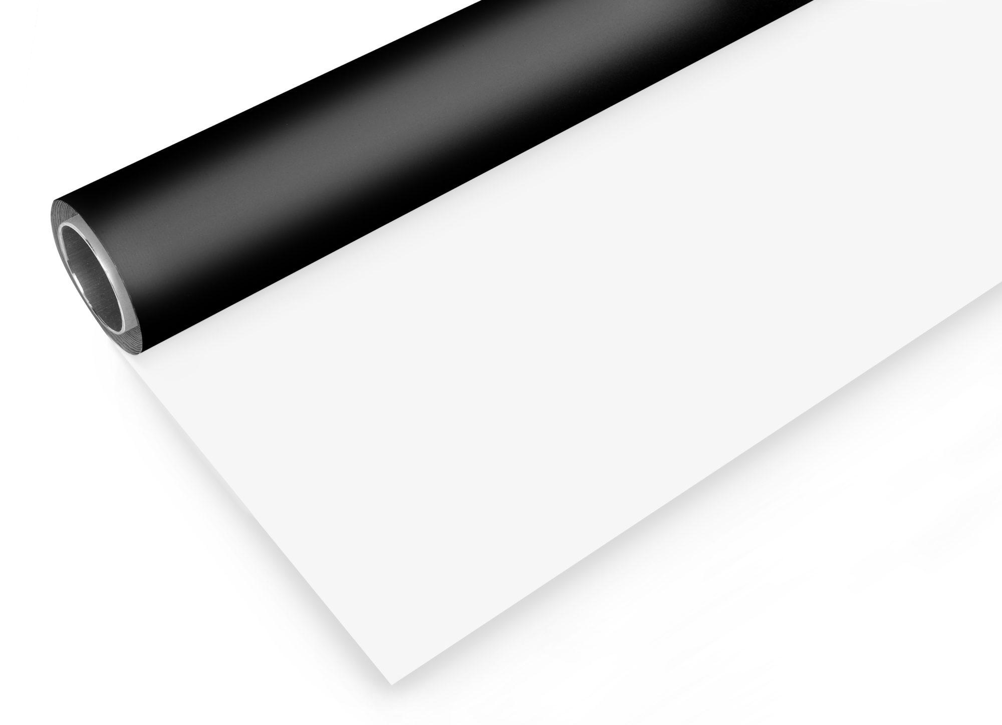 bresser fond de studio vinyl sur rouleau noir blanc acheter en ligne prix serr. Black Bedroom Furniture Sets. Home Design Ideas